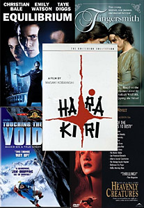 Have you seen these movies?