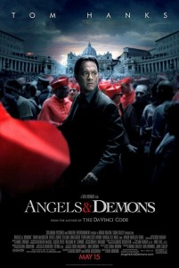 Angels & Demons DVD / Ron Howard Quote