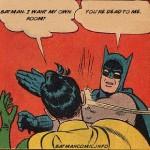 Fun with Batman and Robin