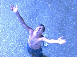 Andy Dufresne is unstoppable