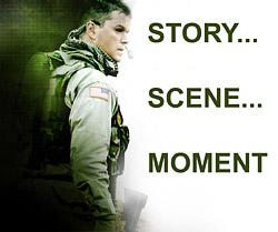 Story, Scene, Moment