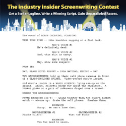 Industry Insider Screenwriting Contest
