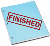 10 ways to know your script is finished