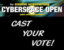 Vote for your favorite in the Cyberspace Open
