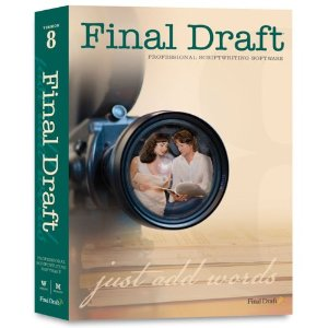 The Serendipity of Final Draft 8