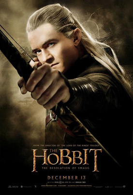 Legolas or just Orlando Bloom?