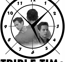 TRIPLE TIMe Crowdfunding Campaign Now Live!