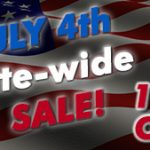 July 4th Sale - All Services 10% Off!