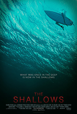 Movie Poster: The Shallows