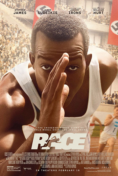 Does your movie have to do with race?